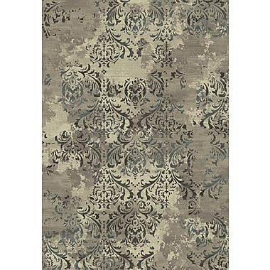 Dynamic Rugs Utopia Beige Area Rug; Runner 2'2'' x 7'7''