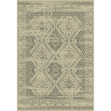 Dynamic Rugs Utopia Cream Area Rug; 6'7'' x 9'6''