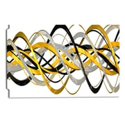 DesignArt HelixExpression Abstract Graphic Art on Wrapped Canvas