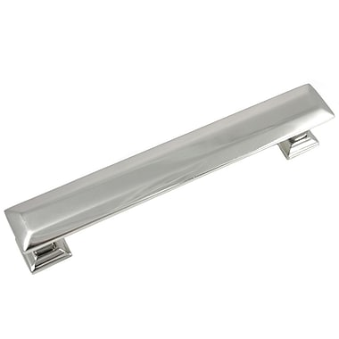 MNG Hardware Poise Bar Pull; Polished Nickel