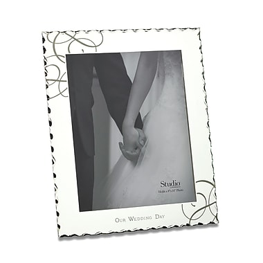 DEMDACO From This Day Forward Our Wedding Day Picture Frame