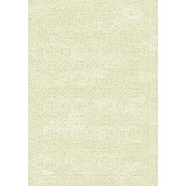 Dynamic Rugs Imperial Cream Area Rug; 2' x 3'11''
