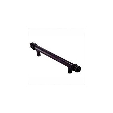 MNG Hardware Rattan Bar Pull; Oil Rubbed Bronze