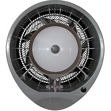 EcoJet by Joape Misting Fans Copacabana 660 16'' High Velocity Wall Fan; Grey