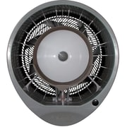 EcoJet by Joape Misting Fans Copacabana 660 16'' High Velocity Wall Fan; Grey