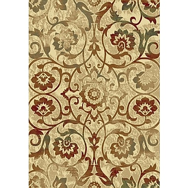 Dynamic Rugs Majestic Area Rug; Rectangle 5'3'' x 7'7''