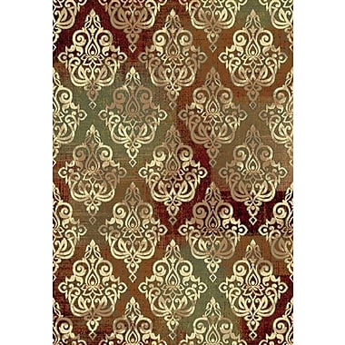 Dynamic Rugs Majestic Area Rug; Runner 2'2'' x 7'7''