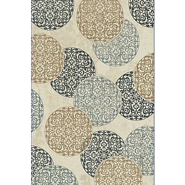 Dynamic Rugs Melody Ivory Area Rug; 7'10'' x 10'10''