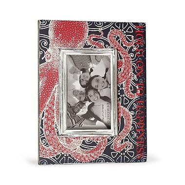 DEMDACO Dockside Hold On To Happiness Picture Frame