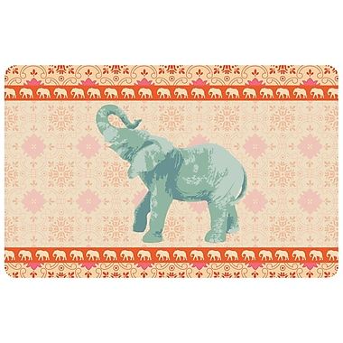 Bungalow Flooring Surfaces Elephant 4 Accent Doormat