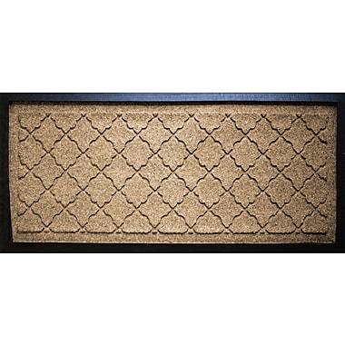 Bungalow Flooring Aqua Shield Cordova Boot Tray; Camel