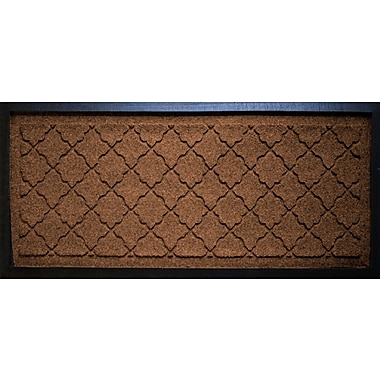 Bungalow Flooring Aqua Shield Cordova Boot Tray; Dark Brown