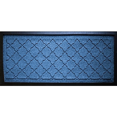 Bungalow Flooring Aqua Shield Cordova Boot Tray; Medium Blue