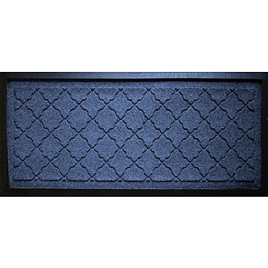 Bungalow Flooring Aqua Shield Cordova Boot Tray; Navy