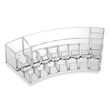 Sweet Home Collection 19 Compartment Cosmetic Organizer
