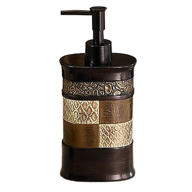 Sweet Home Collection Zambia Bath Lotion Dispenser