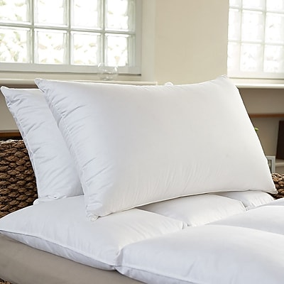 Sweet Home Collection Premium Bed Feather Pillow (Set of 2); King