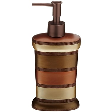 Sweet Home Collection Contempo Spice Lotion Dispenser