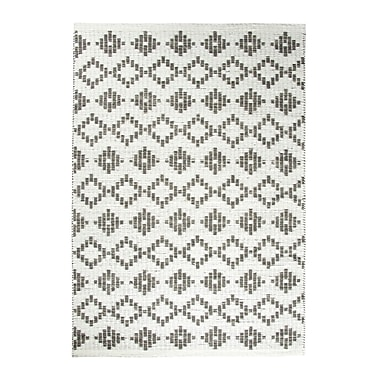 Dynamic Rugs Topaz Ivory/Beige Hand Woven Area Rug; 8' x 11'