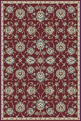 Dynamic Rugs Melody Red Area Rug; 9'2'' x 12'10''
