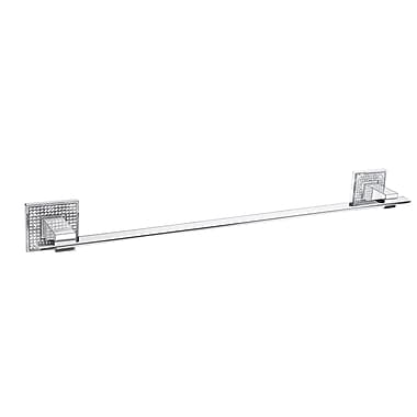 ZEN Design Diamond 13.75'' Wall Mounted Towel Bar