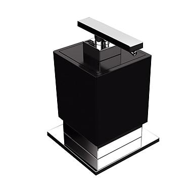 ZEN Design Be Soap Dispenser; Black