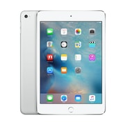 "Apple iPad mini 4, 7.9"", A8 Chip, Wi-Fi, 128GB, Silver"