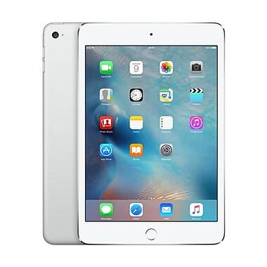 Apple - iPad mini 4, 7,9 po, puce A8, Wi-Fi, 128 Go, argent