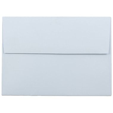JAM Paper® A8 Invitation Envelopes, 5.5 x 8.125, Baby Pink, 1000/carton (155629B)