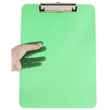 JAM Paper® Plastic Clipboards, 9