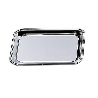 Elegance Rectangular Silver Cash Tray