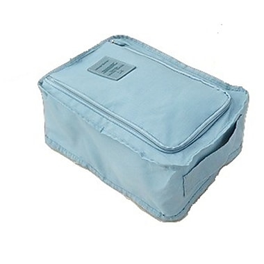 Best Desu Travel Shoe Organizer, Light Blue