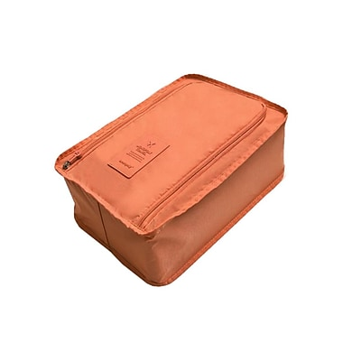 Best Desu Travel Shoe Organizer, Orange