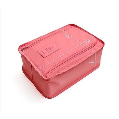 Best Desu Travel Shoe Organizer, Pink
