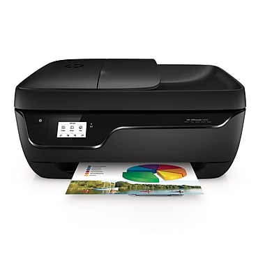 HP® OfficeJet 3830 All-in-One Inkjet Printer (K7V40A#B1H)