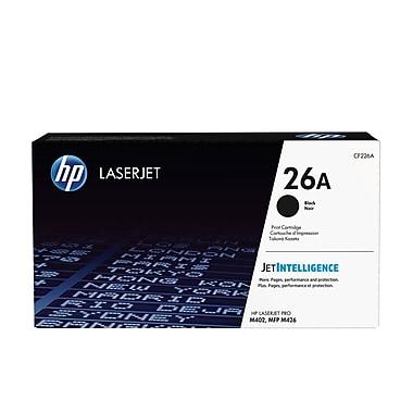 HP 26A (CF226A) Cartouche de toner HP LaserJet noir d'origine