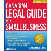 Legal forms self counsel press canadian legal guide for small business solutioingenieria Image collections