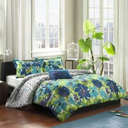 Mi-Zone Jayna Comforter Set; Twin / Twin XL