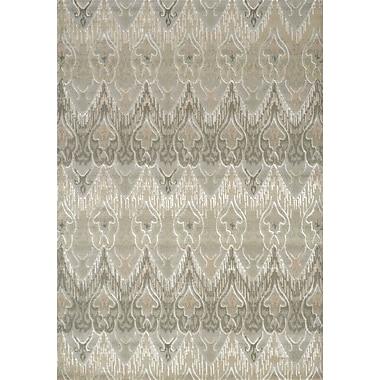 Kalora Aura Ornamental Cream/Taupe Area Rug