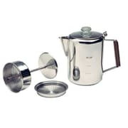 Texsport 9 Cup Stainless Percolator Coffee Maker