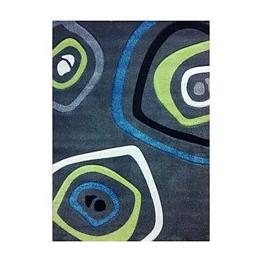 American Cover Designs Studio Charcoal Area Rug