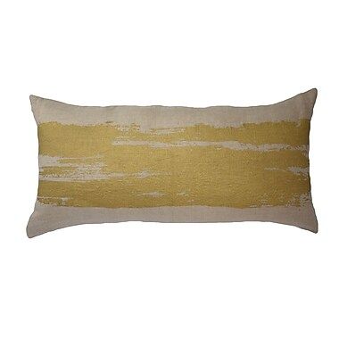Blissliving Home Mexico City Victor Linen Lumbar Pillow