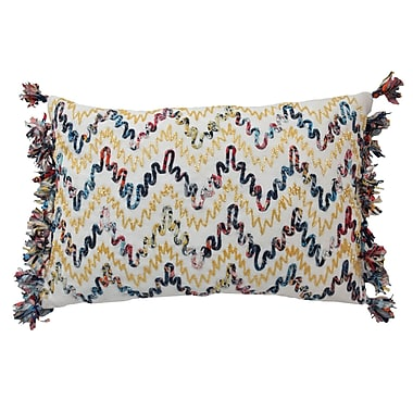 Blissliving Home Mexico City Luminoso Lumbar Pillow