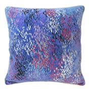 Blissliving Home Mexico City Culturas Decorative Cotton Throw Pillow; Multi