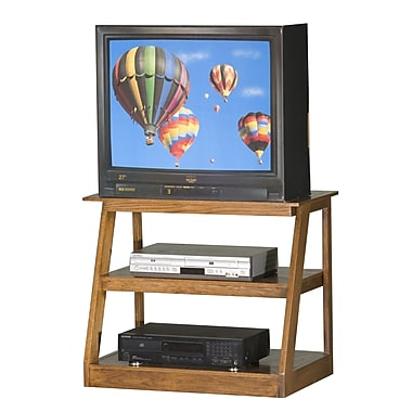 Eagle Furniture Manufacturing Adler 30'' TV Stand; Chocolate Mousse