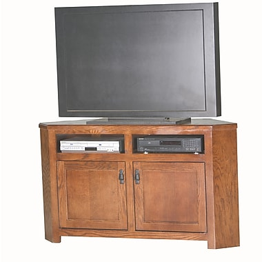 Eagle Furniture Manufacturing Mission 56.3'' TV Stand; Chocolate Mousse