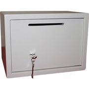 Hollon Safe Drop Slot Safe w/ Key lock