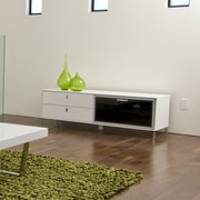 Pangea Home Asal TV Stand; White