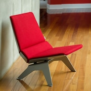SixInch ALMG SixInch Side Chair; Red