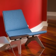 SixInch ALMG SixInch Side Chair; Denim